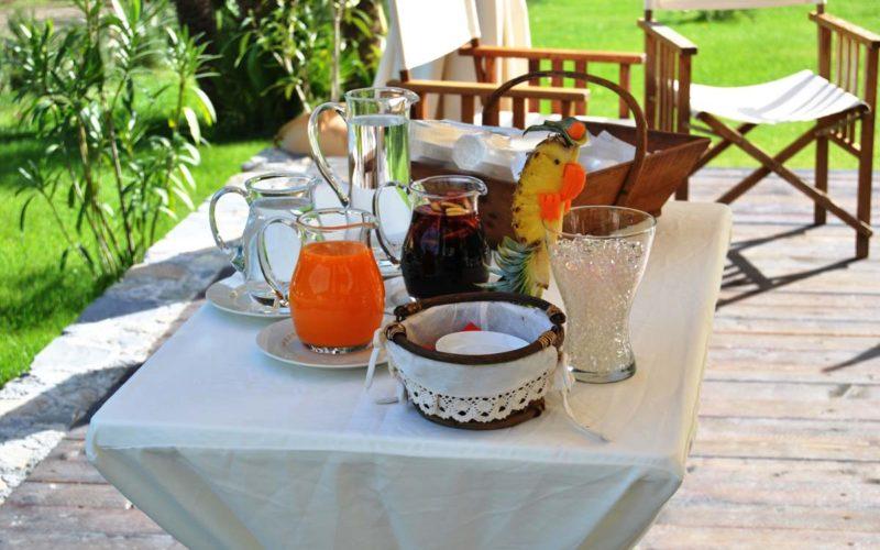 Preparazione bevande e frutta
