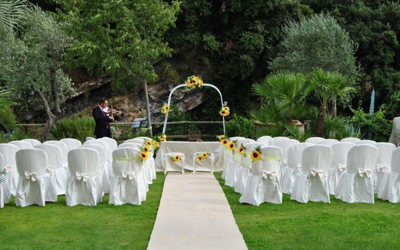 Spazio per eventi e cerimonie a Badalucco