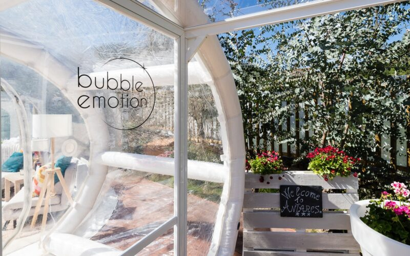 Le Macine del Confluente - Bubble Suite