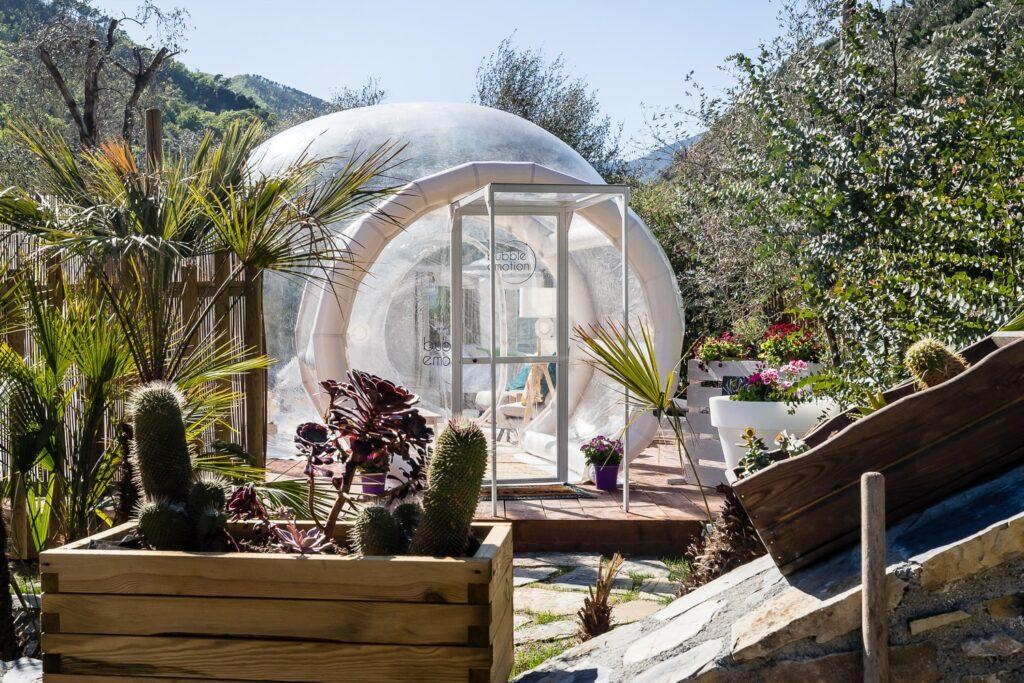 Le Macine del Confluente - Bubble suite Antares
