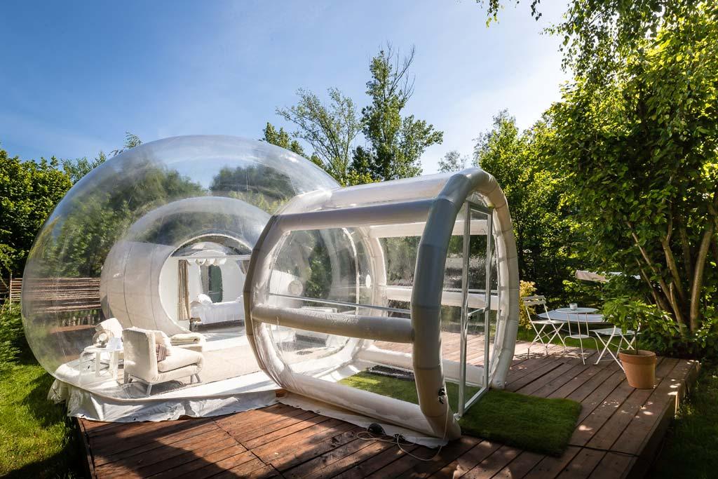 Bubble suite Antares
